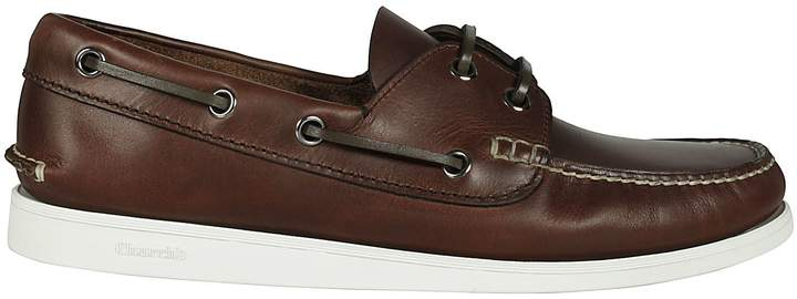 Church's Classic Boat Shoes
