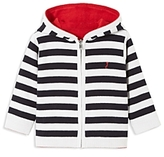 Jacadi Boys' Reversible Striped Jacket - Baby