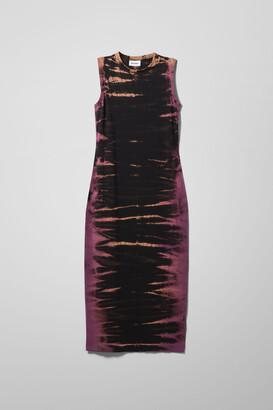 Weekday Meja Sleeveless Dress - Black