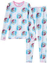 Disney Disney's Frozen Anna & Elsa Girls 4-12 Long-Sleeved Tee & Leggings Set by Cuddl Duds