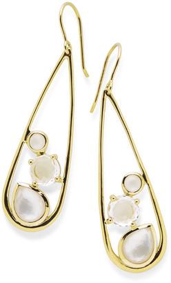 Ippolita 18K Rock Candy Drop Dangle Earrings in Flirt