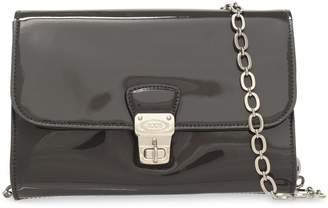 Tod's Patent-leather Shoulder Bag
