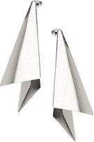 Topshop Large Triangle Studs