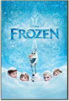 Disney Frozen Movie Poster Wall Art