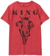 Crazy 8 King Elephant Tee