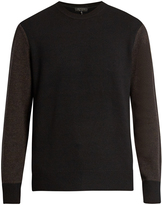Rag & Bone Lance crew-neck sweater