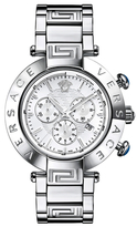 Versace Reve Stainless Steel Watch, 46mm