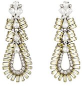 Ben-Amun Ben Amun Crystal Statement Earrings