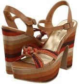 Madden-Girl Rolliee (Tan Multi) - Footwear