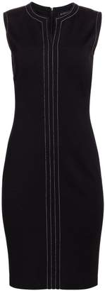 St. John Milano Knit Midi Dress