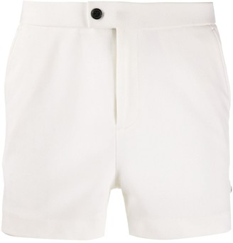 Ron Dorff Fitted Tennis Shorts