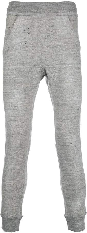 DSQUARED2 slim leg track trousers