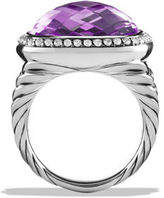 David Yurman 17mm New Albion Cushion Ring