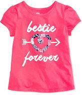 Epic Threads Mix and Match Bestie Forever Graphic T-Shirt, Toddler & Little Girls (2T-6X), Only at Macy's