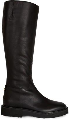 Giuseppe Zanotti Leather Calf-Length Boots