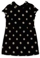 Bonpoint Little Girl's & Girl's Polka Dot Short-Sleeve Dress