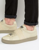 Glorious Gansta Glorious Gangsta Classic Strap Trainers