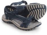 Earth Origins Summer Sport Sandals - Suede (For Women)