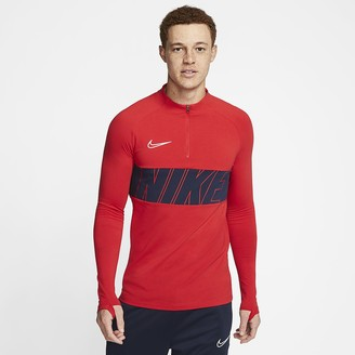 Nike Men's Soccer Drill Top Dri-FIT Academy