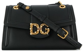Dolce & Gabbana Antique Logo shoulder bag