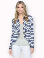 Splendid Dockside Stripe Cardigan
