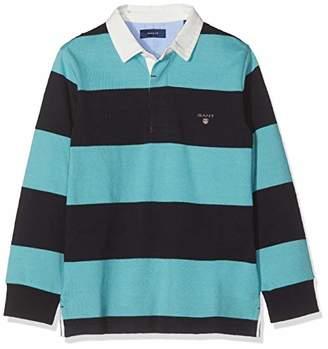 Gant Boys' D1. Original Barstripe HR Sweatshirt,cm