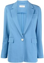 Thumbnail for your product : Circolo 1901 Single-Breasted Tailored Blazer