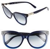 MCM Women's 56Mm Retro Sunglasses - Black