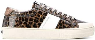 Moa Master Of Arts animal-print low-top sneakers