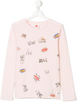 American Outfitters Kids long sleeve shirt with graphic print