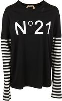 N°21 N21 Long Sleeves T-shirt