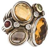 David Yurman Two-Tone Mosaic Ring