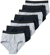 Fruit of the Loom Men's Signature 7-pack Mid-Rise Fashion Briefs