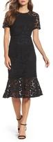 Shoshanna Women's Octavia Lace Sheath Dress