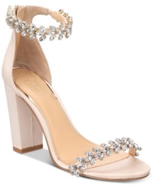 Badgley Mischka Mayra Evening Sandals Women's Shoes