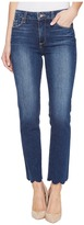 Paige Jacqueline Straight w/ Scallop Hem in Florence Women's Jeans