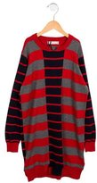 Stella McCartney Girls' Striped Sweater Dress