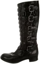 Reed Krakoff Knee-High Leather Boots