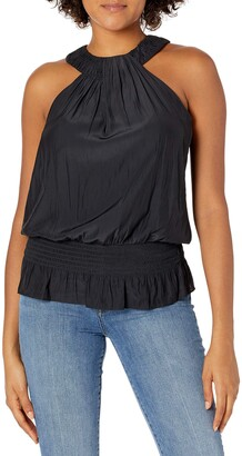 Ramy Brook Women's Rae Sleeveless Halter Top