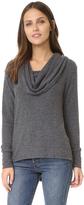 LnA Scarf Sweater