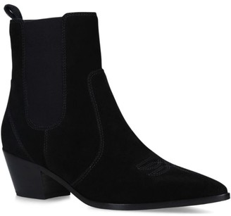 Paige Suede Willa Ankle Boots 50