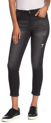 UNIONBAY Zadie HR Cropped Skinny Jeans