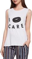 BCBGeneration I Donut Care Muscle Tank