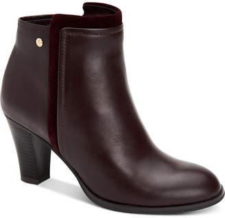 Giani Bernini Bellee Memory-Foam Water-Resistant Booties, Women Shoes
