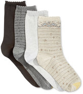 Gold Toe Women's 4-Pk. European Café Socks