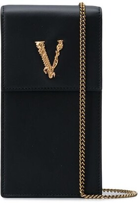 Versace Virtus on-chain phone pouch