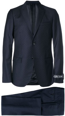 Gucci Micro Dotted Suit