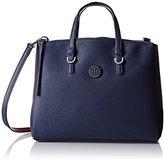 Tommy Hilfiger Mara Shopper Satchel Bag