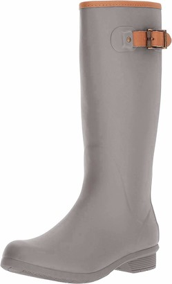 Chooka Women's Tall Memory Foam Rain Boot Boot