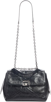 Givenchy ID Medium Leather Top Handle Bag